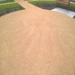 Scatter System Gravel Paving in Abbey 7