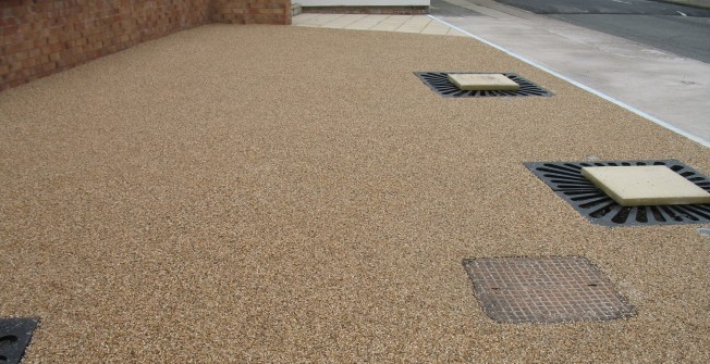 Resin Bonded Driveways in Terrydremont