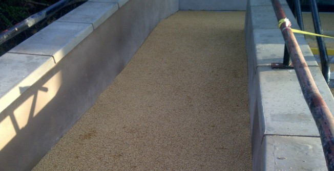 Resin Bonded Paving in Abbey