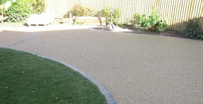 Porous Stone Surfaces in Horfield